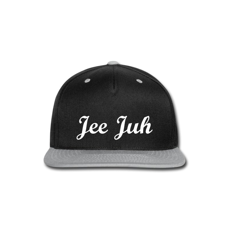 Jee Juh Crown (vector design) - Snap-back Baseball Cap