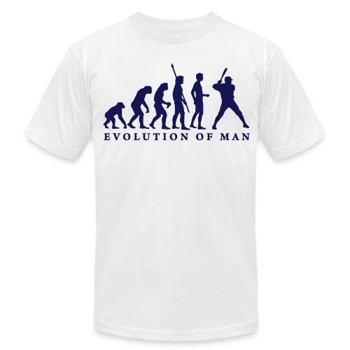 Evolution of Man - Men's  Jersey T-Shirt