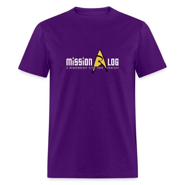 Mission Log Shirt (Old Logo)