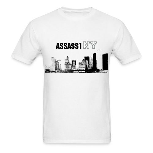ASSASS1NY - Men's T-Shirt