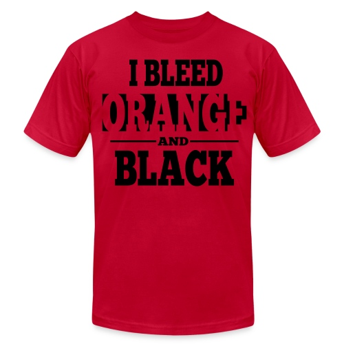 San Francisco Giants - Men's Fine Jersey T-Shirt