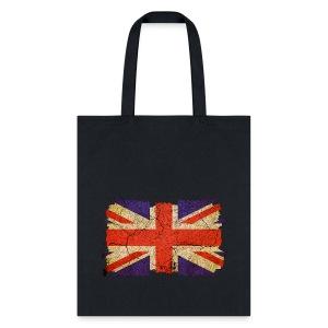 Grunge Union Jack UK Flag #1