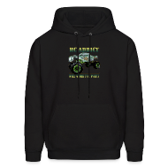 Hoodies ~ Men's Hoodie ~ The Green Bastard