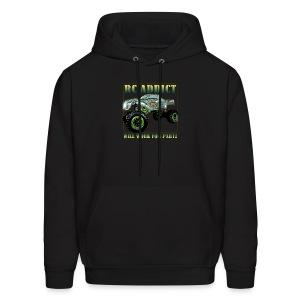 The Green Bastard - Men's Hoodie