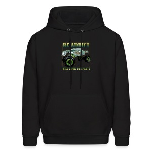 The Green Bastard - Men's Hoodie