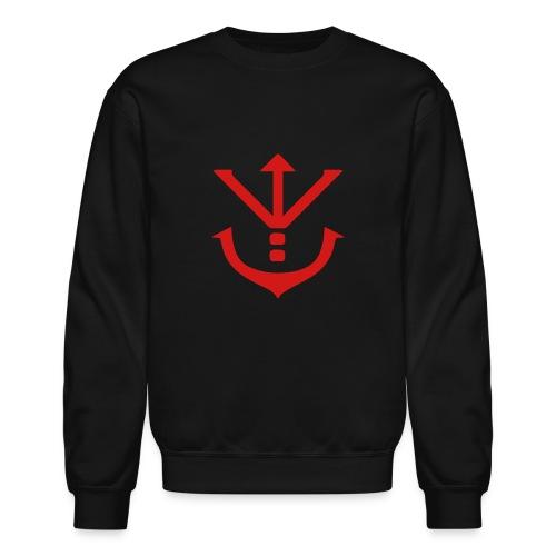 Saiyan Royal Crest Crewneck - Crewneck Sweatshirt