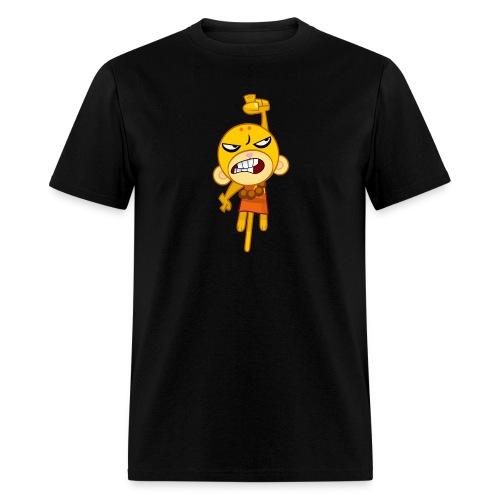 HTF - Buddhist Monkey Punch - Men's T-Shirt