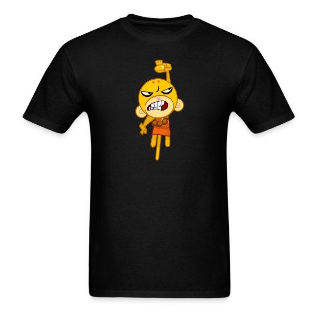 """HTF - Buddhist Monkey """"Punch"""""""