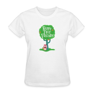 HTF - Giggles Tree - Women's T-Shirt
