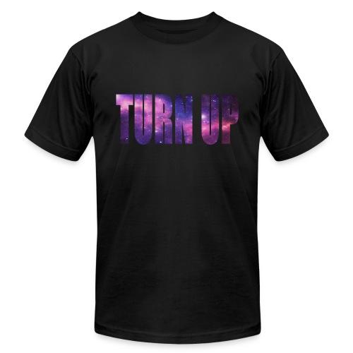 Turn Up Galaxy Tee - Men's Fine Jersey T-Shirt