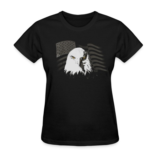 American Freedom Eagle - Women's T-Shirt