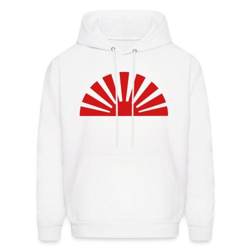 Japan Sunrise Sweater - Men's Hoodie