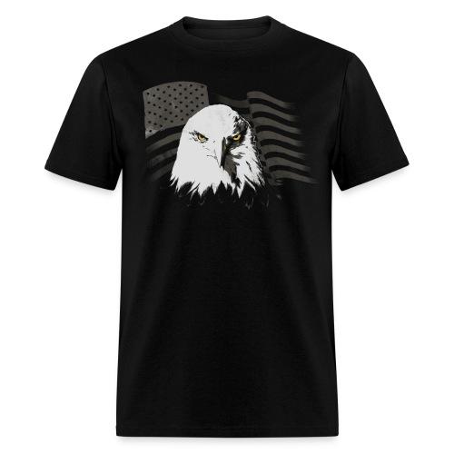 American Freedom Eagle - Men's T-Shirt