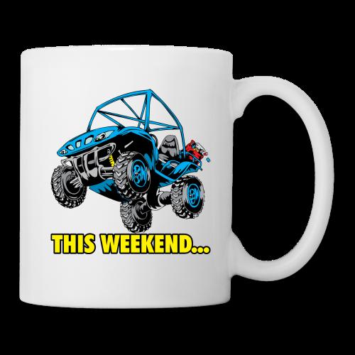 UTV This Weekend... - Coffee/Tea Mug