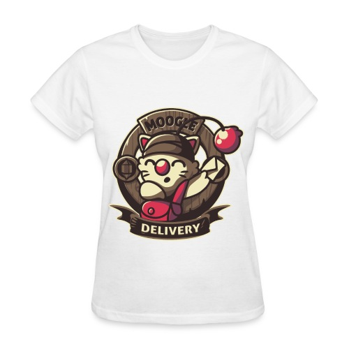Moogle Delivery (Womens) - Women's T-Shirt