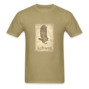 Spitwell Eagle - Men's T-Shirt