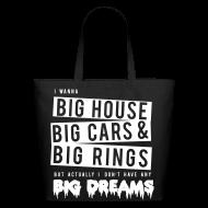 Bags & backpacks ~ Eco-Friendly Cotton Tote ~ BTS- Big Dreams