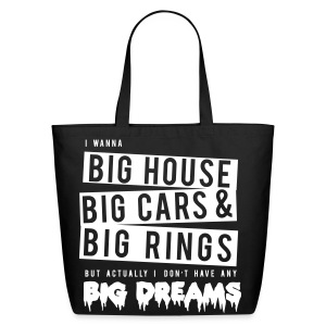 BTS- Big Dreams - Eco-Friendly Cotton Tote