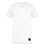 T-Shirts ~ Men's V-Neck T-Shirt by Canvas ~ Article 13142902