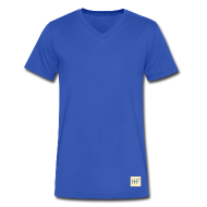 T-Shirts ~ Men's V-Neck T-Shirt by Canvas ~ Article 13142908