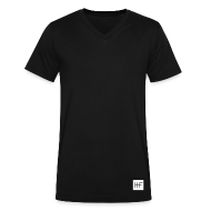 T-Shirts ~ Men's V-Neck T-Shirt by Canvas ~ Article 13142910