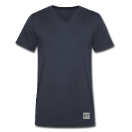 T-Shirts ~ Men's V-Neck T-Shirt by Canvas ~ Article 13142914