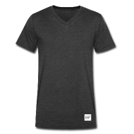 T-Shirts ~ Men's V-Neck T-Shirt by Canvas ~ Article 13142909