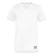 T-Shirts ~ Men's V-Neck T-Shirt by Canvas ~ Article 13142921