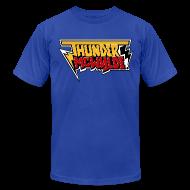 T-Shirts ~ Men's T-Shirt by American Apparel ~ Thunder McWylde AA Mens T-Shirt