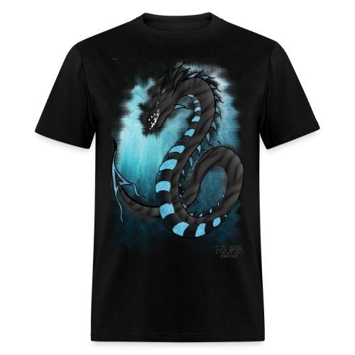 Water Dragon - Men's T-Shirt