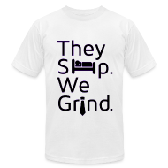T-Shirts ~ Men's T-Shirt by American Apparel ~ Article 13144263