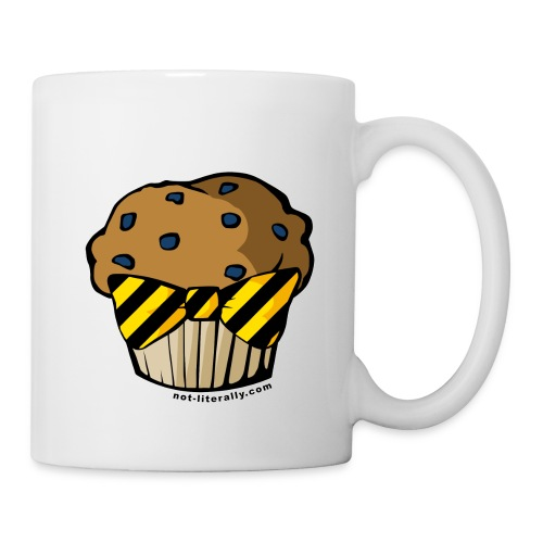 Hufflemuffin Logo Raster - Coffee/Tea Mug