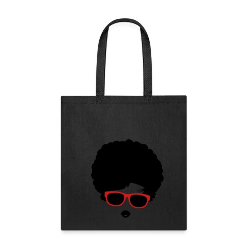 Afro chick tote - Tote Bag