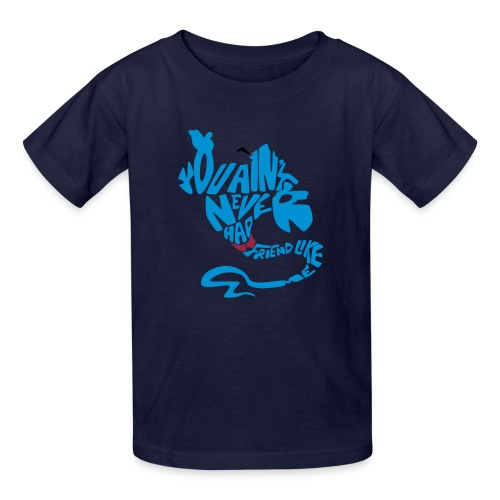Kid's Friend Like Me - Kids' T-Shirt