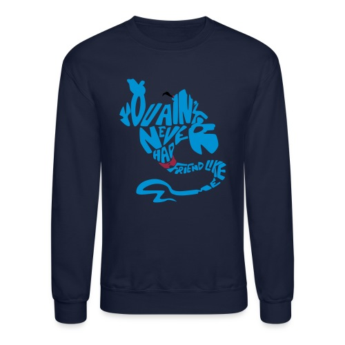 Friend Like Me Crewneck - Crewneck Sweatshirt