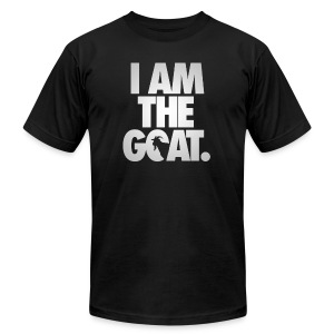 GOAT  - Men's T-Shirt by American Apparel