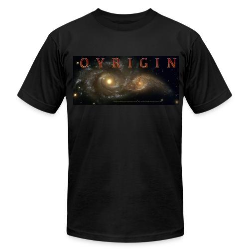 Oyrigin T-Shirt Big Red - Men's Fine Jersey T-Shirt