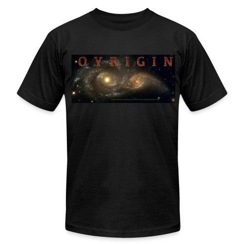 Oyrigin T-Shirt Big Red - Men's Fine Jersey T-Shirt