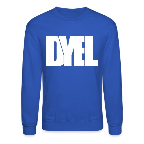 Crewneck Sweatshirt - Do You Even Lift? DYEL?  The DYEL design now available in our sweatshirts!