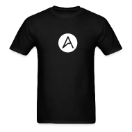 T-Shirts ~ Men's T-Shirt ~ ABDZ Black Tee