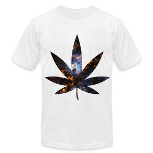 Pot Galaxy - Men's Fine Jersey T-Shirt