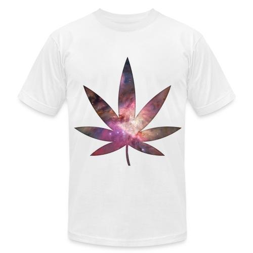 Pot Galaxy V2 - Men's Fine Jersey T-Shirt