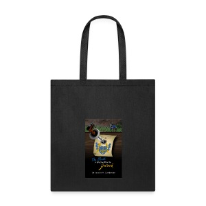 The Sleuth is Mightier Than the Sword Tote Bag - Tote Bag
