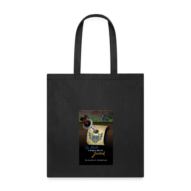 The Sleuth is Mightier Than the Sword Tote Bag