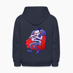 Dracula is Desperately Hungry Sweatshirts