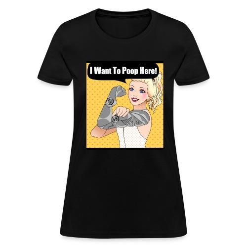 Deandra - Women's T-Shirt