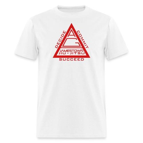 Jamestown Jiu-Jitsu T-Shirt - Men's T-Shirt
