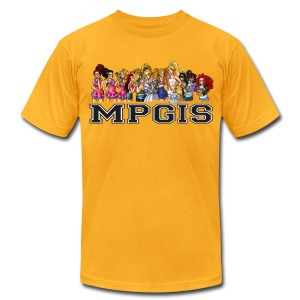 MPGIS - Men's T-Shirt by American Apparel