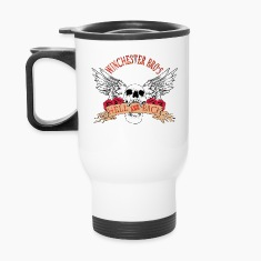 Winchester Bros Hell N Back Death Angel 01 Bottles & Mugs