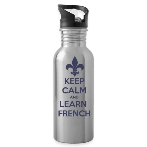Calmez-vous! (gourde) - Water Bottle